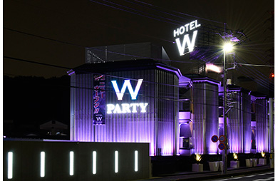 HOTEL W-PARTY